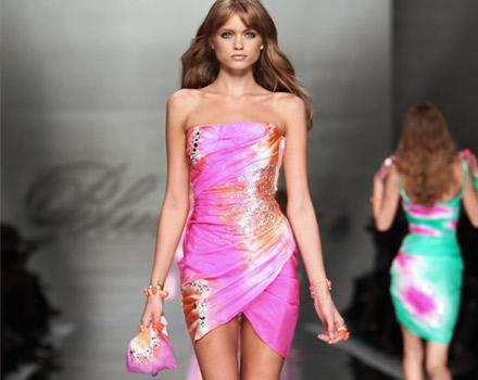 Vestiti corti Primavera Estate 2010