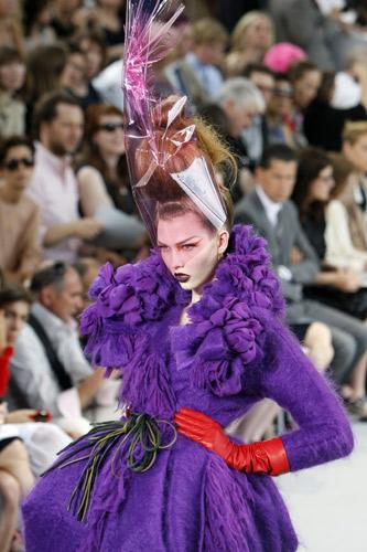 Sfilate Parigi: i fiori di Dior
