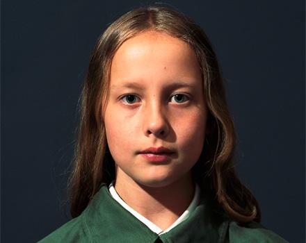 Girl, di Mirjana Vrbaski