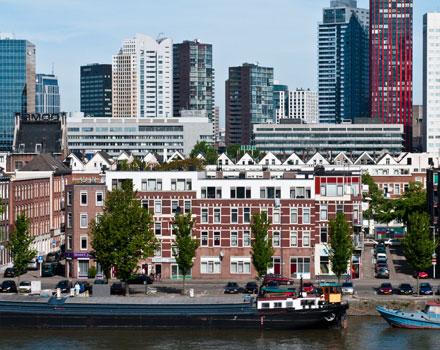 Rotterdam: il futuro è qui