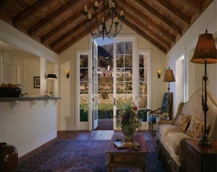 Luna di miele deluxe for Case tradizionali in stile ranch