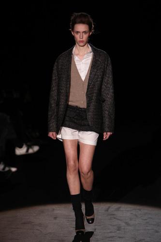 Tendenze Moda Donna  Autunno Inverno 2010 2011