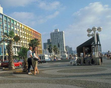 Passeggiata per Tel Aviv