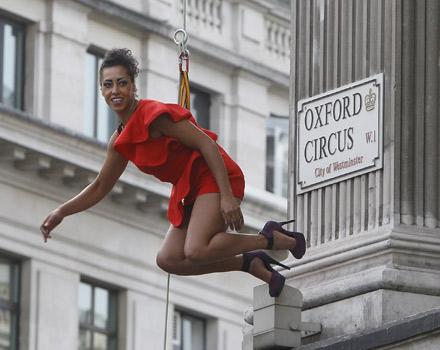 Notizie dal London Fashion Week