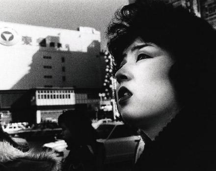 Il mondo in bianco e nero di Daido Moriyama