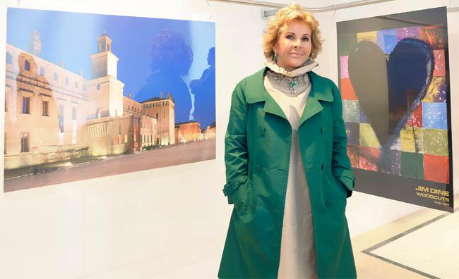 Anna Molinari, tra moda e impegno sociale