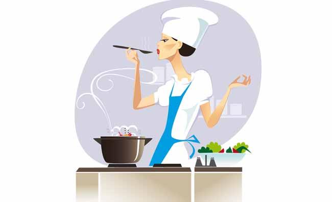 Imparare a cucinare a Londra