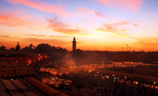 Marrakech capitale dell'arte