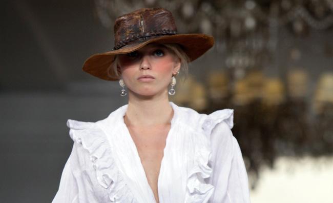 Mercedes Benz Fashion Week Primavera Estate 2011