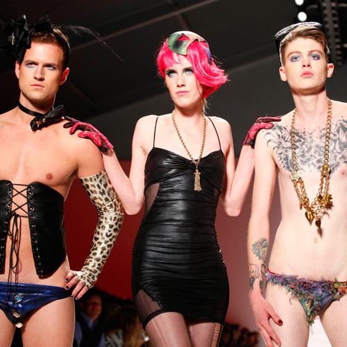 Tra fetish e burlesque Richie Rich a NY
