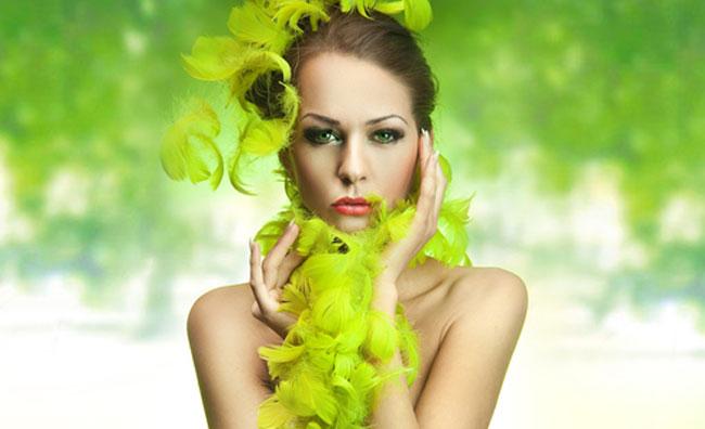 Una fashion week dall'animo green