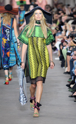 Missoni Primavera Estate 2011