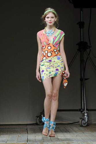 Moschino Cheap&Chic Primavera Estate 2011