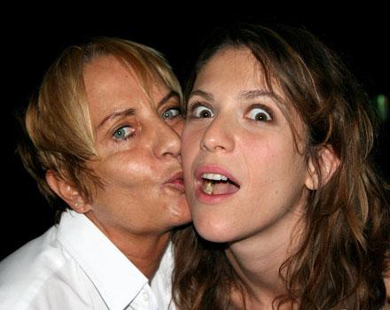 Isabella Ragonese e AnnaChiara Marignoli