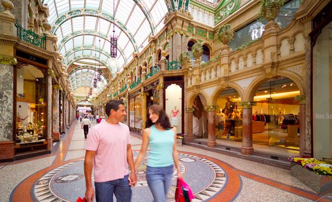 A Leeds per la Festa dello Shopping