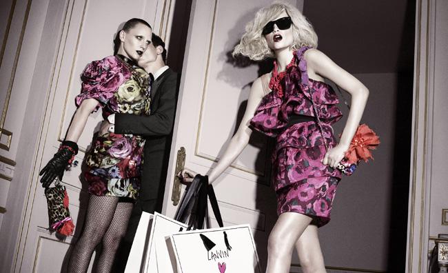 Il lusso si fa accessibile: Lanvin per H&M