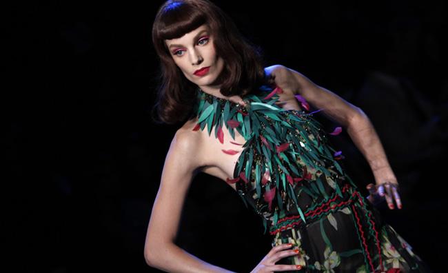 Gli eccentrici anni '20 di Dior