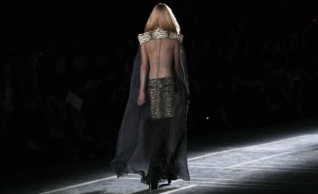 La primavera dark di Givenchy