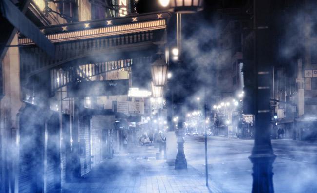 Un giro a Londra nella notte delle streghe