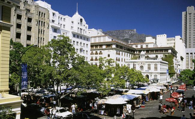 Cape Town a tutto shopping
