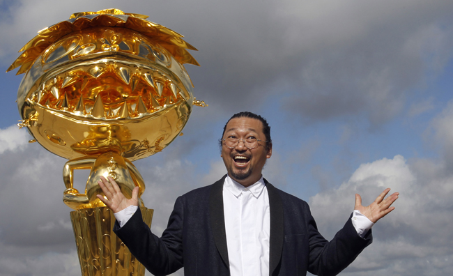 Murakami a Roma