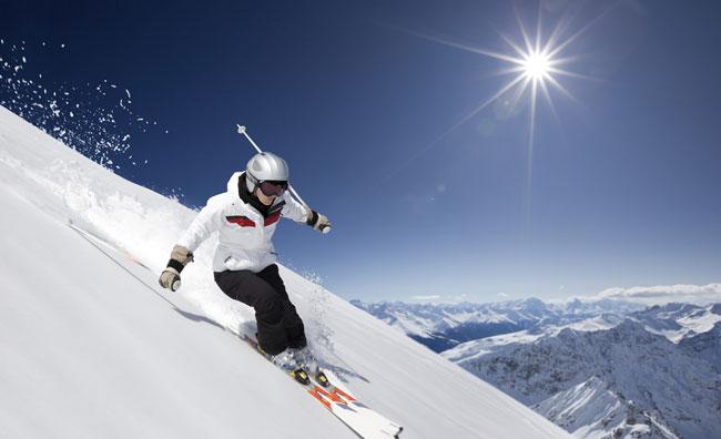 Il richiamo della neve in Savoia
