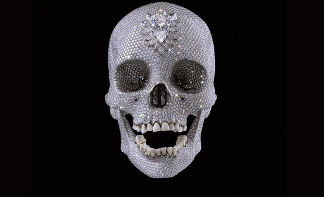 L'estetica della morte. Damien Hirst a Firenze