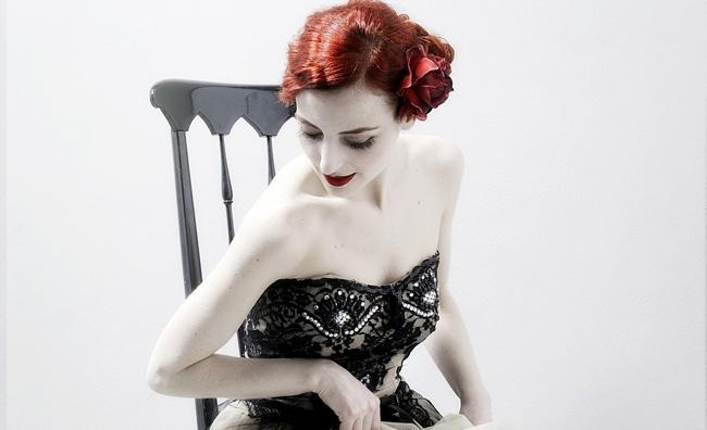 La regina del burlesque italiano