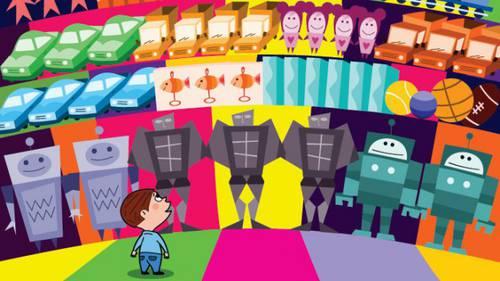 I migliori negozi di giocattoli del mondo