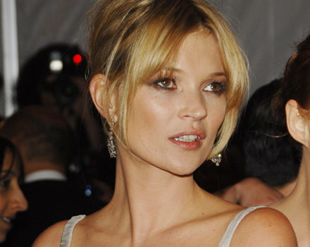 Kate Moss la più elegante del decennio