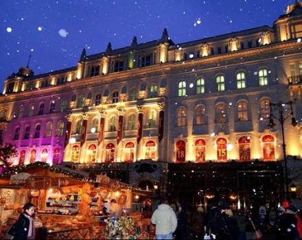 Mercatino di Natale a Budapest