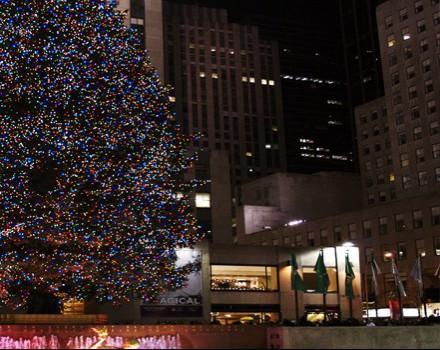 Albero di Natale Rockefeller Center