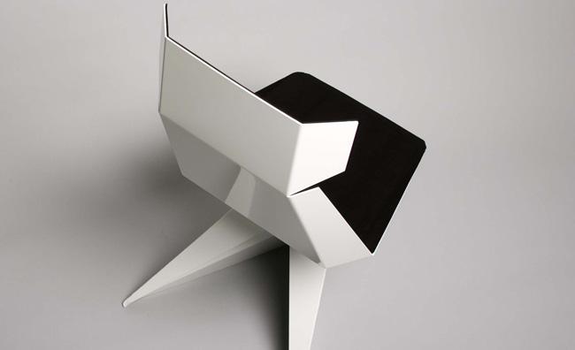 Il design si piega all'origami