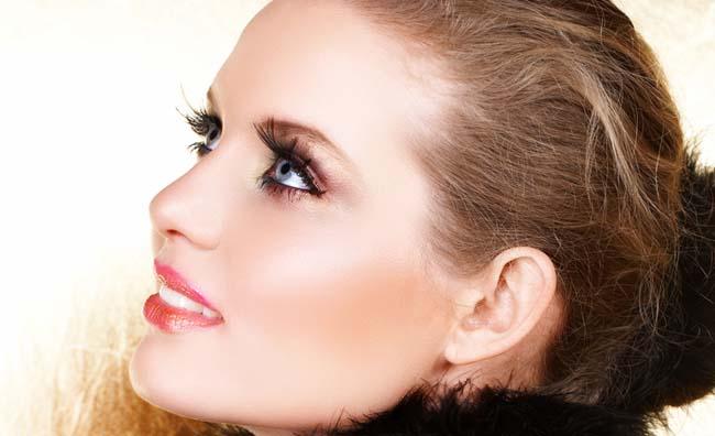 Make-up speciale per la notte di Capodanno