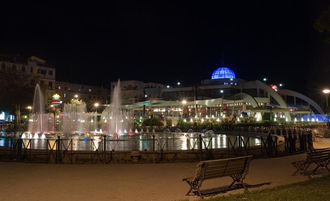 Vip del cinema a Tirana