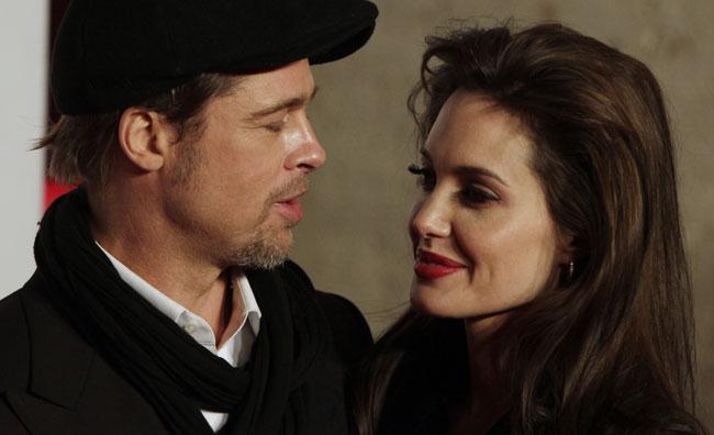Matrimonio indu per la coppia Jolie-Pitt