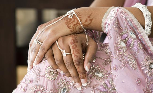 mani con henné