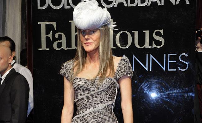Anna dello Russo, la donna più glamour