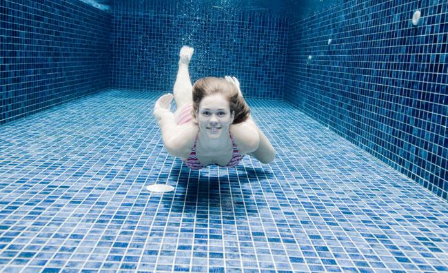 Fitness acquatico a Parigi