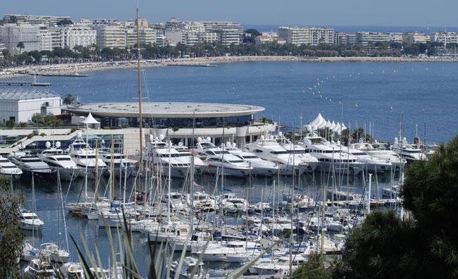 Lungomare di Cannes