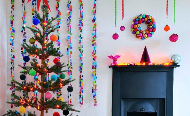 Create da soli le vostre decorazioni di Natale!