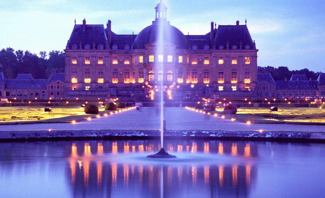 Una gita al castello di Vaux-le-Vicomte