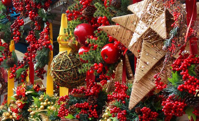 Mercatino di Natale a Barcellona