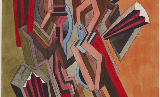 I Vorticisti: artisti ribelli a Londra e New York