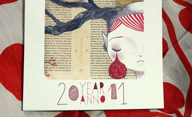 Calendari 2011: il design segna il tempo!