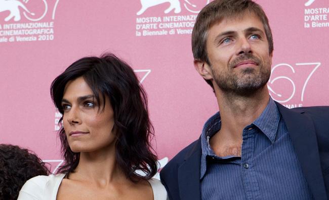 Kim Rossi Stuart e Valeria Solarino