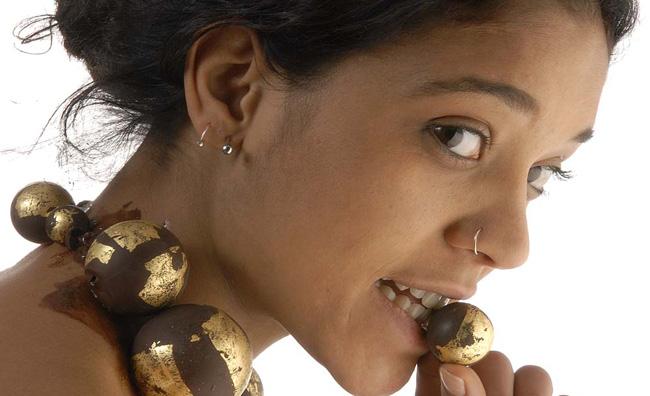 Il food design che veste la moda