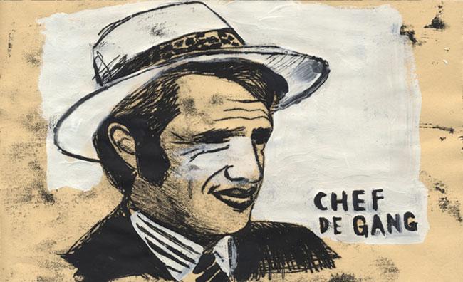 Il cinema con Cappello Borsalino e altre storie