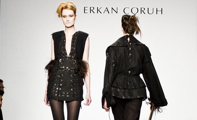 Lo stilista turco Erkan Çoruh