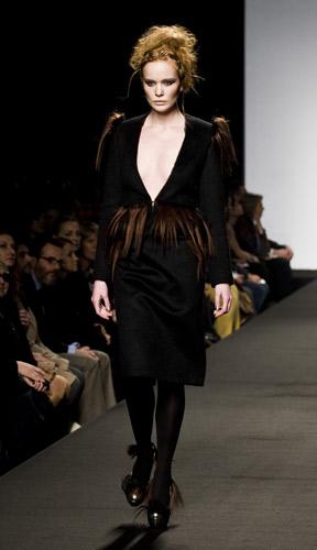 Erkan Çoruh haute couture Primavera Estate 2011